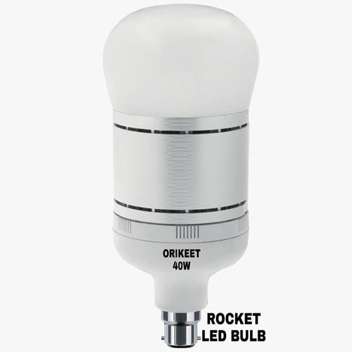 40 Watt Rocket LED Bulb