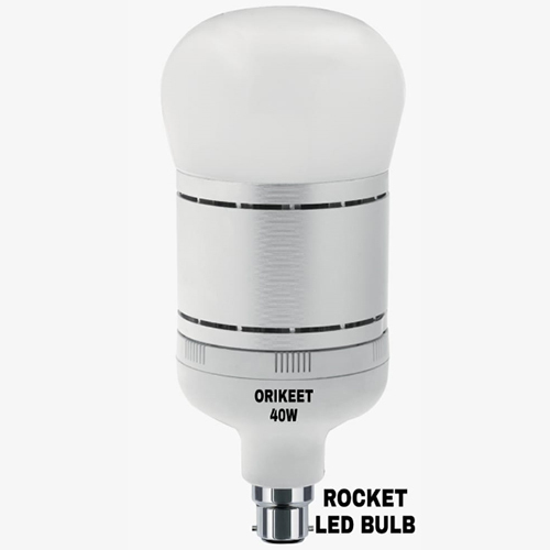 40 Watt Rocket LED Bulb