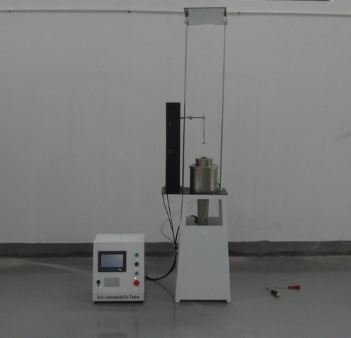 Building Material Non-combustibility Test Machine
