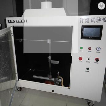 Needle Flame Test Machine, IEC60695-2-2
