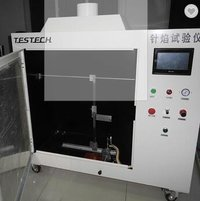 Needle Flame Test Machine
