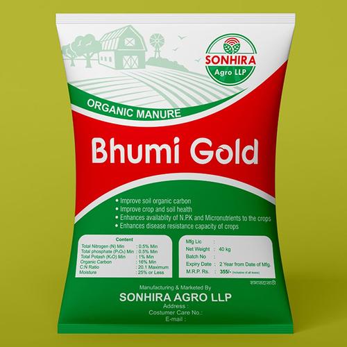 Bhumi Gold Organic Manure