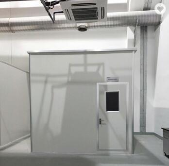 3 Metre Cube Smoke Density Test Apparatus