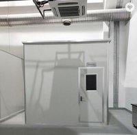 3 Metre Cube Smoke Density Test Apparatus,IEC61034