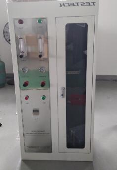 Single Cable Vertical Flammability Tester