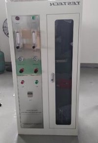 Single Cable Vertical Flammability Tester,IEC 60332-1-2