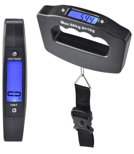 Luggage Hanging Scale with Belt