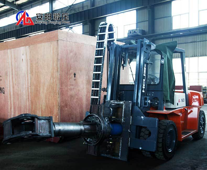 One Ton Forging Manipulator Mobile Charger