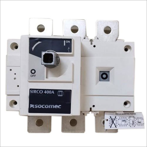 Socomec Electrical Circuit Breaker