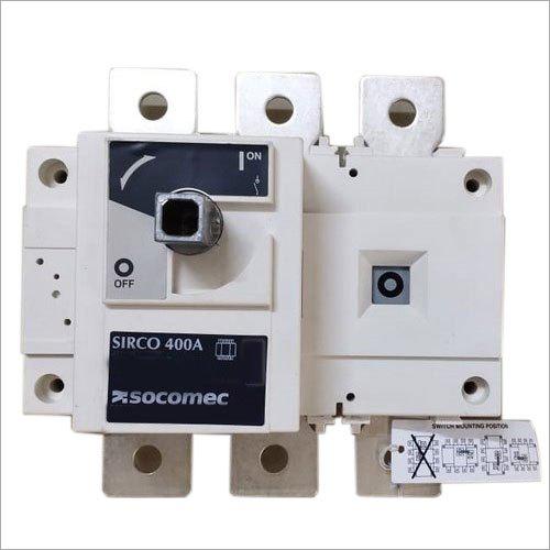 Socomec Electrical Circuit Breaker