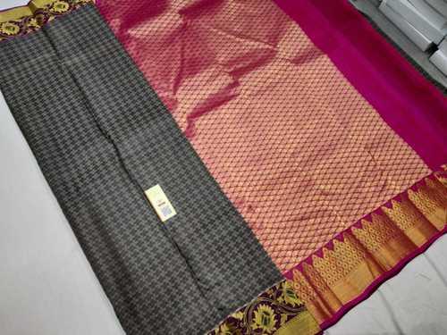 Traditional Kanchipuram Silk