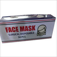 50 PCS Surgical Disposable Face Mask