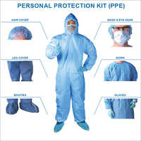 Disposable Isolation Coveralls
