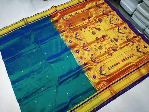 Paithani Silk Saree