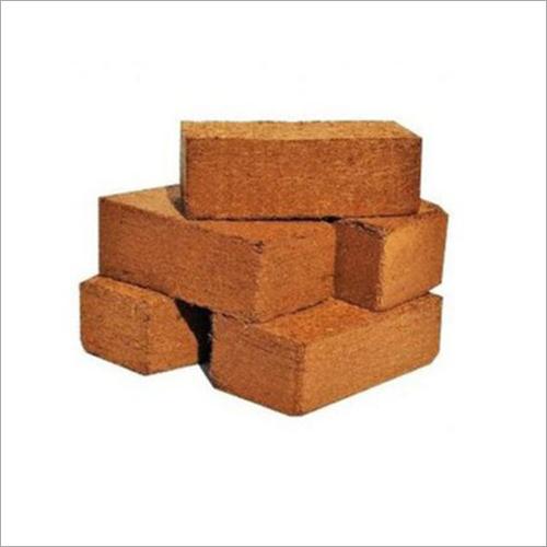 Rectangular Coco Peat Brick