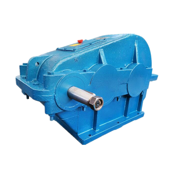 DEVO high quality zq 500 gear reducer zq 350 gearbox soft gear surface gearbox