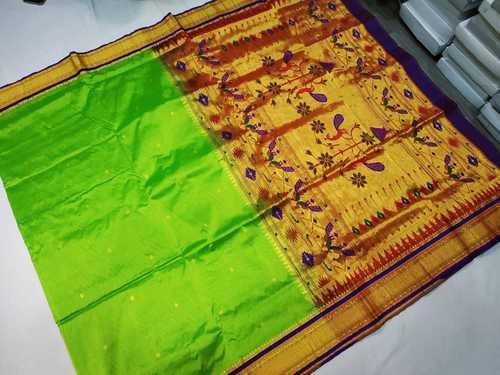 Indian Paithani Saree