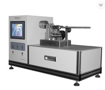 Sensitiveness to Friction of Explosives Test Machine