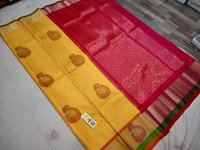 Ladies Light Weight Silk Saree