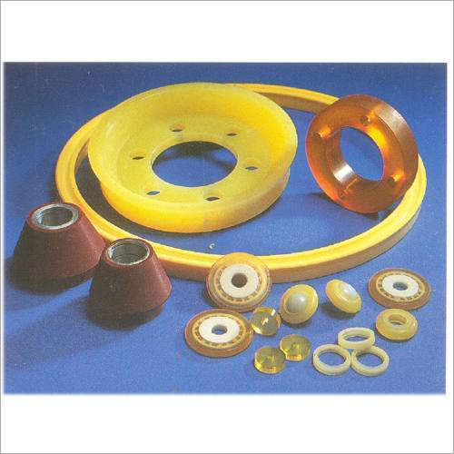 Polyurethane Gasket Shuttel Bowl Spacer And Washer