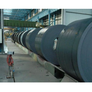 Low Alloy High Strength Coils