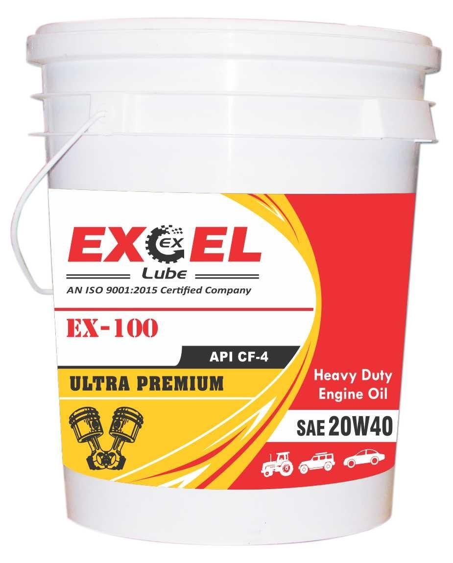 20W40 Multi Grade Oil
