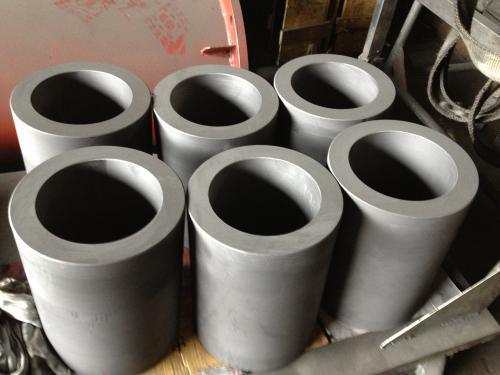 Graphite Crucibles for Aluminium Gold Silver Copper Iron Melting