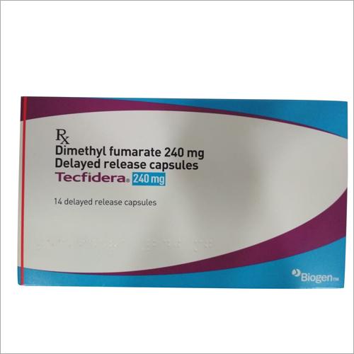 240 MG Dimethyl Fumarate Delayed Release Capsule