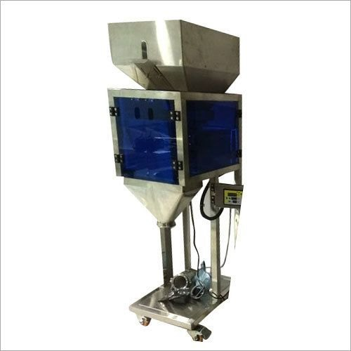 Single Head Granule Filling Machine (200g to 5Kg)(Imported)