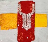 gottapati bandhej art silk