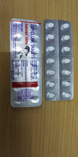Zopiclone 7.5 Mg ( White Pills )