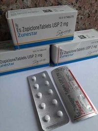 Eszopiclone 2 Mg Tablets Zunesta