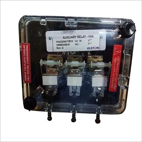 GE / Alstom Auxilliary Relay Agile VAA33ZG8317BCH 24V DC