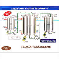 Liquid Mfg. Process Equipment
