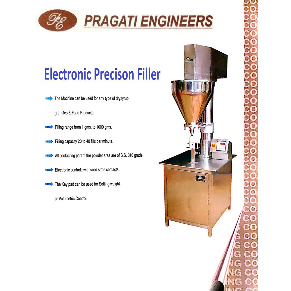 Electronic Precison Filler
