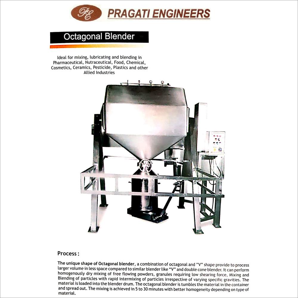 Octagonal Blender