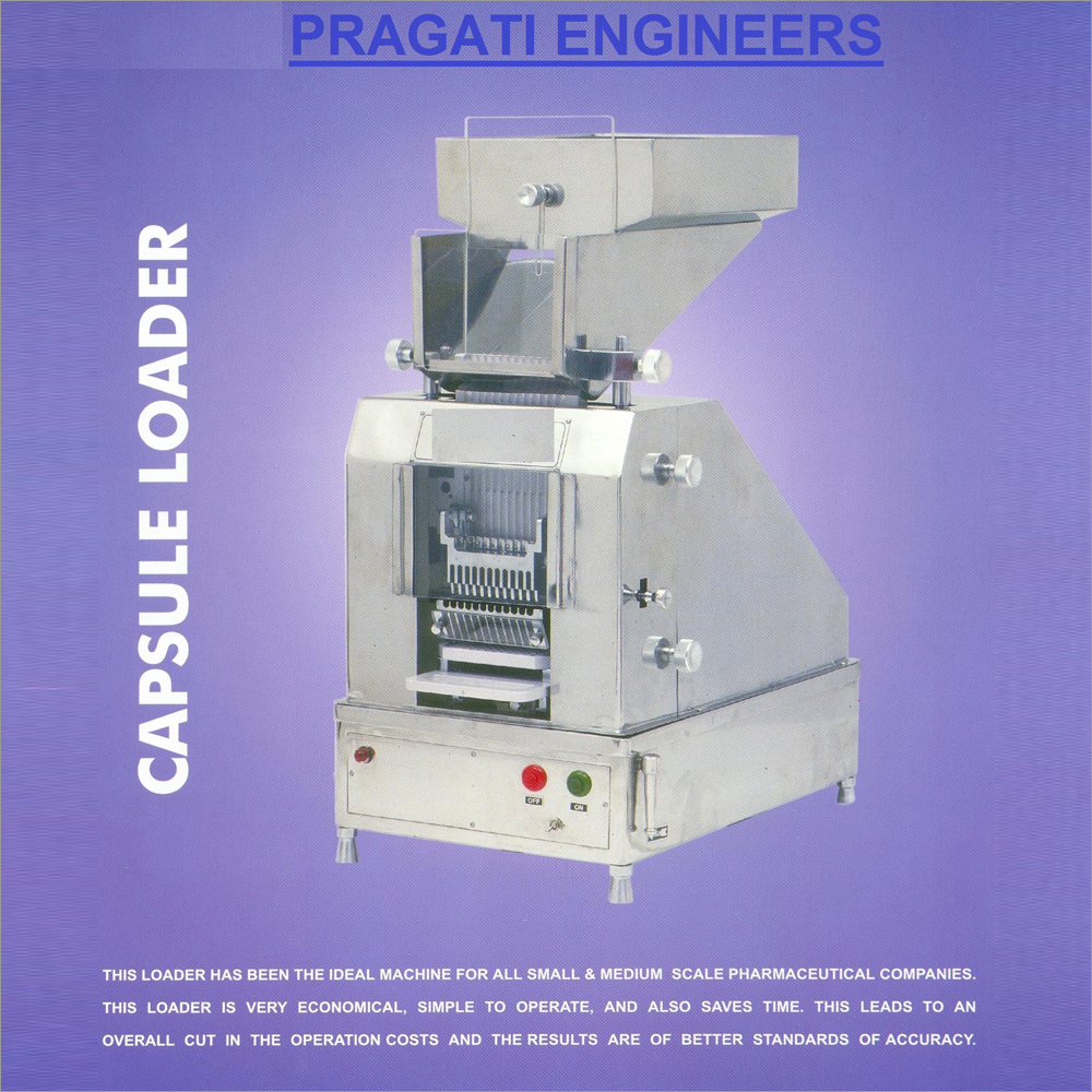 Capsule Loader Machine