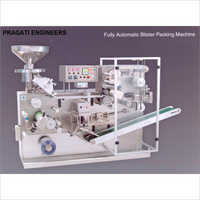 Fully Automatic Blister Packing Machine