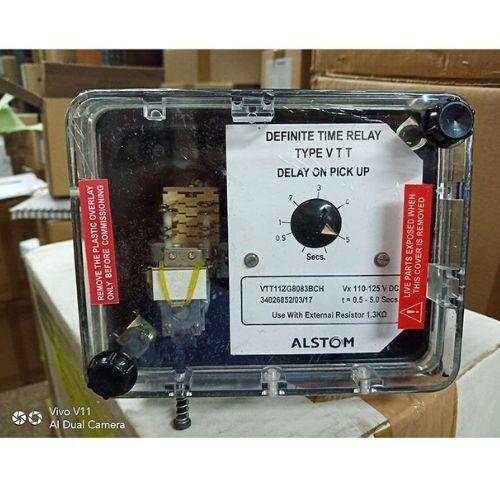ALSTOM Definite Time Delay Relay VTT11ZG8178BCH