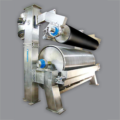 Top Loading Extractor Press