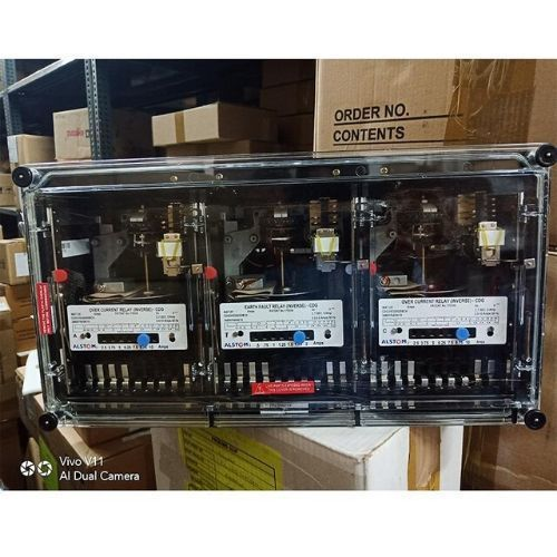 Alstom Over current & Earth fault Protection relay CDG31EG001SBCH