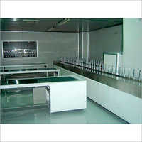 UV Coating Line for Plastic Parts