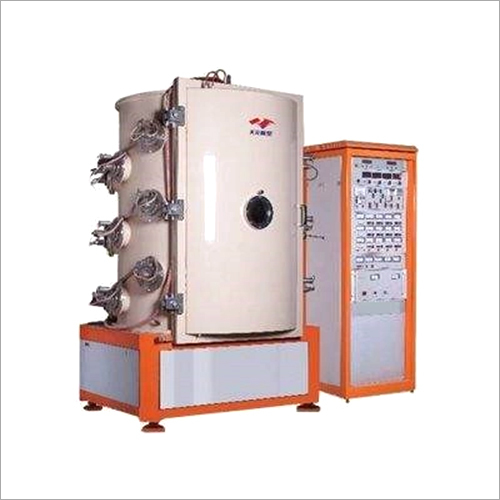 Vacuum Plastic Chrome Coating Machine
