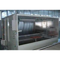 Spray Booth Painting Line