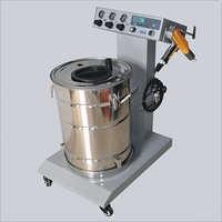 Small Powder Coating Equipment