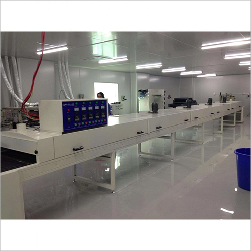 Spray Painting Line For Toy