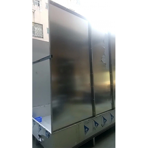 Spray Painting Exhaust Gas Treatment Booth