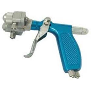 Double Spray Chrome Gun