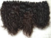 Indian Unprocessed Wavy Human Hair