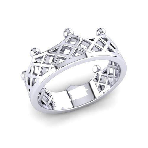 Plain Silver rings